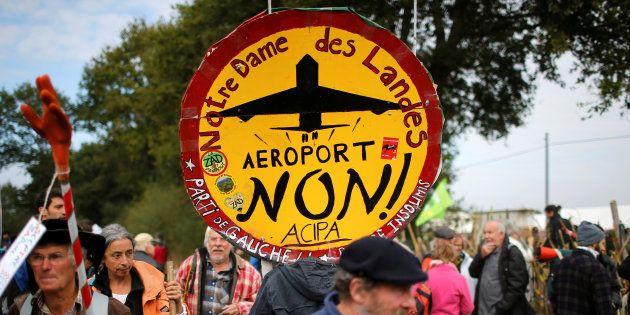 Voici pourquoi l'aéroport Notre-Dame-des-Landes ne doit pas être