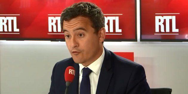 Gérald Darmanin était l'invité de RTL ce mardi 29