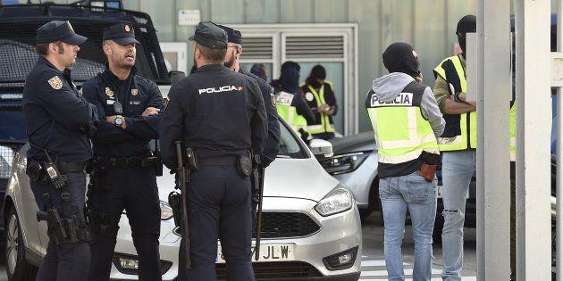 Le détenu fiché S qui s'était évadé de la prison de Brest, arrêté en Espagne (photo