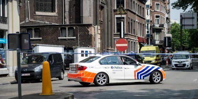 À Liège, en Belgique, deux policiers et un passant tués par un tireur qui a