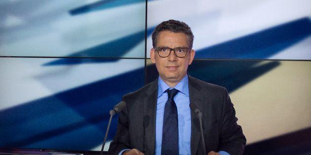 Le retour annoncé de Frédéric Haziza, accusé d'agression sexuelle, provoque la colère des journalistes...