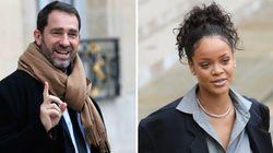 Castaner fait l'éloge de Rihanna dans
