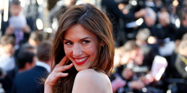 Doria Tillier au 66ème festival de Cannes le 21 mai