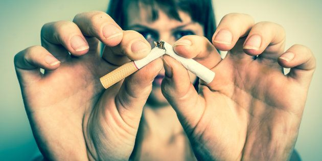 7 raisons pour lesquelles mes tentatives pour arrêter de fumer ont été des échecs.