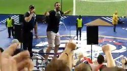 Ce chant sur la vodka de Gérard Depardieu deviendra-t-il l'hymne des supporters français pour la Coupe du