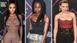 Aux People Choice Awards, Danai Gurira envoûte le tapis