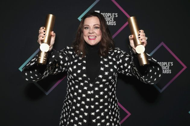 Melissa McCarthy aux People's Icon