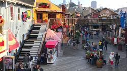 Le FBI déjoue un attentat prévu à Noël sur le très touristique Pier 39 de San