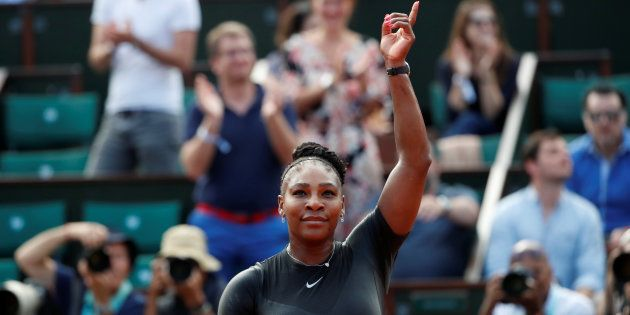 Roland-Garros: Serena Williams fait un retour
