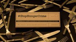 Action contre la faim veut vous couper l'envie de