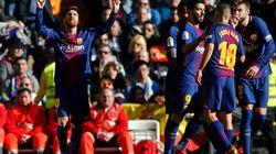 Le Barça de Messi s'impose face au Real au terme d'un match