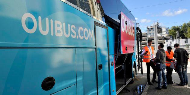 À titre indicatif, Ouibus a transporté 12 millions de passagers depuis sa création, en 2012 (Photo