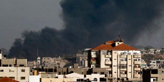 Affrontements les plus sévères entre le Hamas et Israël depuis