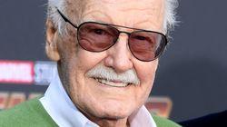 La légende de la bande dessinée Stan Lee est