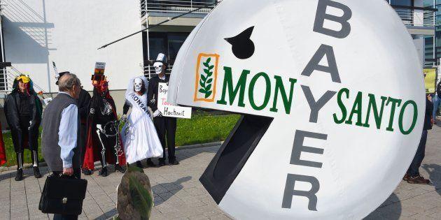 Monsanto et Bayer vont
