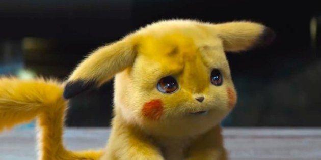 Pikachu s'anime en live action dans la première bande-annonce