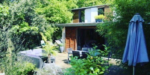 Christophe Beaugrand Vend Sa Maison Situee En Pleine Foret Et C Est Stephane Plaza Qui S En Charge Le Huffpost