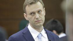 Le russe Navalny, opposant à Poutine, ne pourra pas se présenter à la