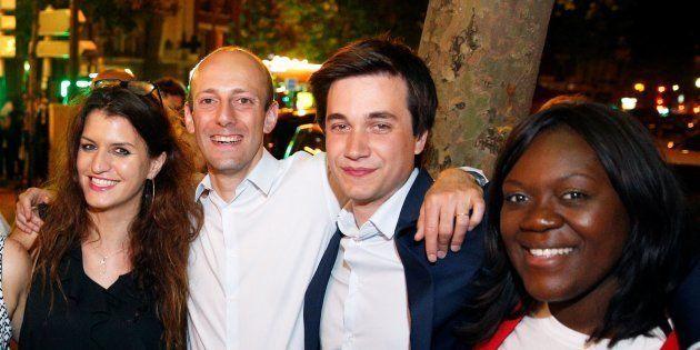 Après le retrait de Pierre Person, Stanislas Guérini (ici aux côtés de Marlène Schiappa) devrait diriger...