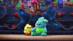 Toy Story 4 dévoile deux nouveaux personnages dans un nouveau