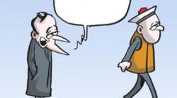 BLOG - On sait pourquoi Macron se réfugie sur le Charles De