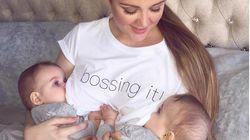 Cette mère a trouvé une solution pour allaiter discrètement en