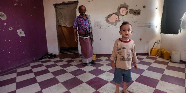 M. le Président, avouez que la guerre au Yémen est aussi la