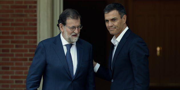 Espagne: Assez de voix pour destituer Mariano Rajoy, Pedro Sanchez va le