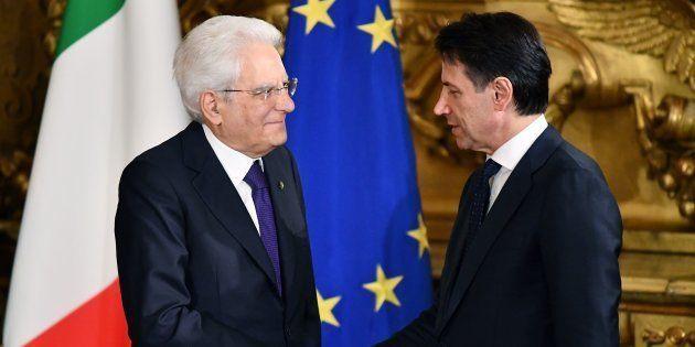 Italie: Giuseppe Conte, le nouveau chef du gouvernement populiste, a prêté