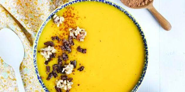 Ces cinq recettes de soupe parfaites pour affronter l'hiver et la grippe