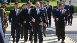 Le n°2 nord-coréen rencontre Trump pour lui remettre une