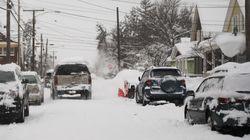 Jusqu'à -50 degrés en Amérique du Nord, des chutes de neige