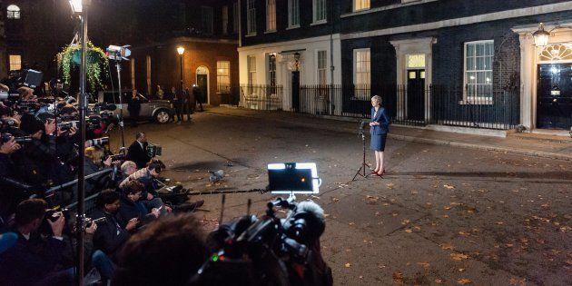 Ce 14 novembre, Theresa May a annoncé devant son domicile du 10, Downing Street que son gouvernement...