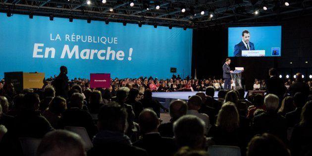 Christophe Castaner a quitté la tête du parti au pouvoir pour devenir ministre de l'Intérieur. Son successeur...