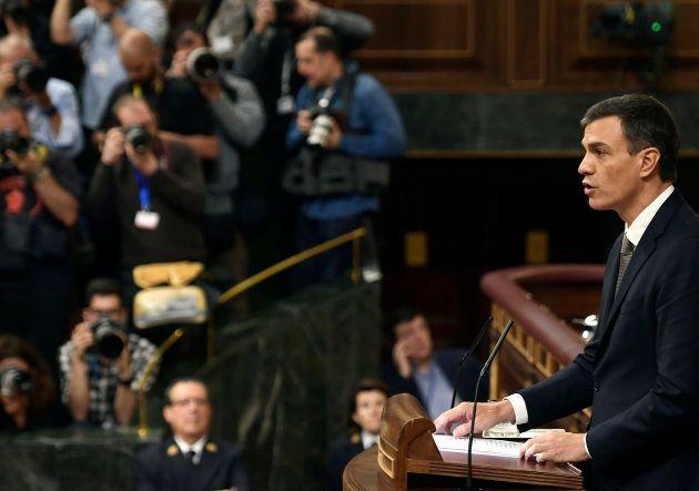 Espagne: Rajoy renversé par la motion de censure de Sánchez, qui le remplace comme premier