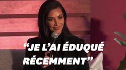 Kim Kardashian assure que le soutien de Kanye West à Trump est mal