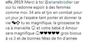 La comédienne Ariane Brodier dénonce les insultes racistes envers son bébé métis pas encore