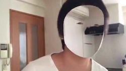 Ce développeur a rendu son visage invisible sur son