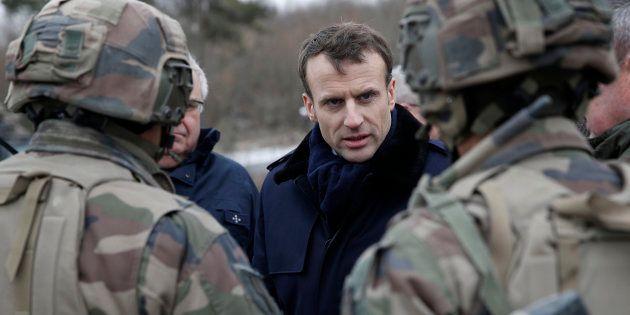 Ce service militaire voulu par Macron qui vise à