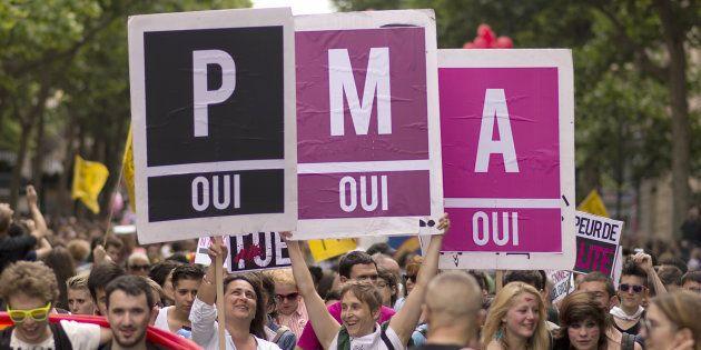 Le projet de loi bioéthique, qui prévoit l'ouverture de la PMA à toutes les femmes, pourrait être une...