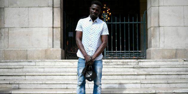Mamoudou Gassama à l'Élysée, les autres réfugiés à la
