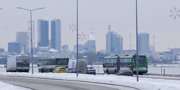 Le 1er janvier 2013, Tallinn était devenue la première capitale dans l'Union européenne à offrir à ses habitants des transports publics gratuits.