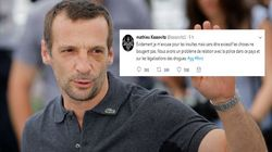 Mathieu Kassovitz condamné pour injure envers la