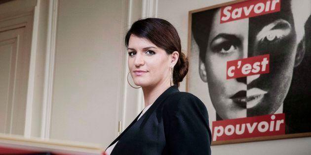 Marlène Schiappa, Secrétaire d'Etat auprès du Premier ministre, chargée de l'Egalité entre les femmes...