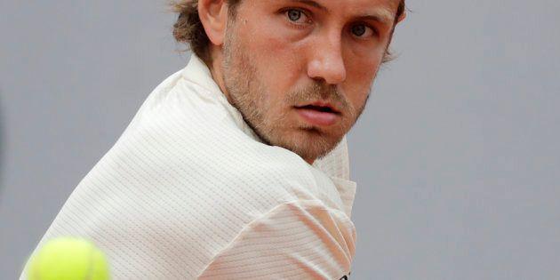 Lucas Pouille éliminé de Roland-Garros au 3e