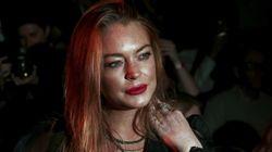Lindsay Lohan, mordue par un serpent: