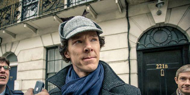 Benedict Cumberbatch est devenu un super héros dans la vraie vie, non loin du domicile de Sherlock
