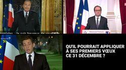 Les vœux du Nouvel An de Macron, façon