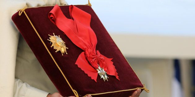 La promotion du 1er janvier de la Légion d'honneur récompense Véronique Colucci, Dominique Bussereau...