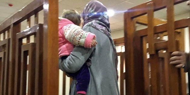 Mélina Boughedir condamnée en Irak, à la perpétuité pour appartenance à l'État
